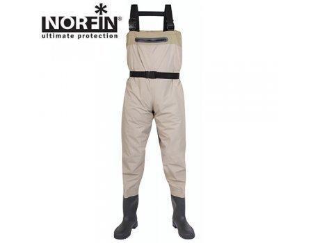 Полукомбинезон забродный Norfin 81244, мембрана