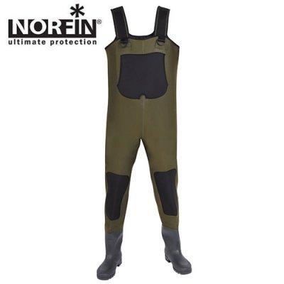 Полукомбинезон забродный NORFIN 81245, неопрен