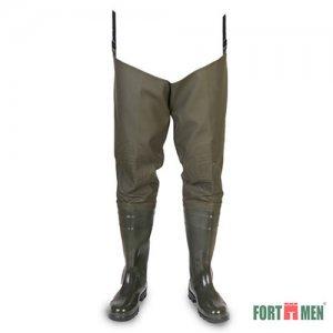 Сапоги болотные FortMen 10(С)850, ПВХ