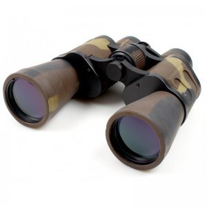Бинокль Следопыт 10х50, 180*85*180 мм, PF-BT-06