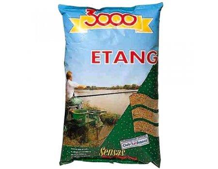 Прикормка Sensas 3000 Etang (озеро), 1кг