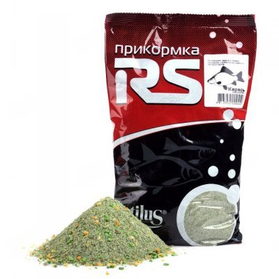 Прикормка RS карась (марципан), 1кг