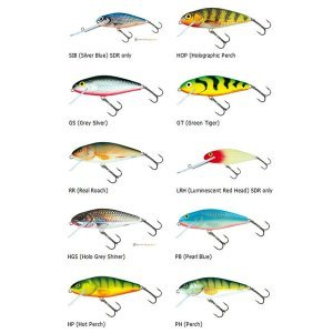 Воблер SALMO PH 8 DR Perch
