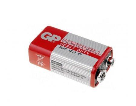 Батарейка крона GP Powercell Heavy Duty 1604E 9V