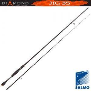 Спиннинг Salmo Diamond JIG 35, 2.1м, 10-30гр