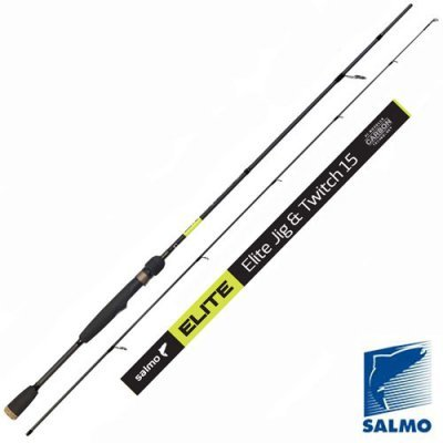 Спиннинг Salmo Elite Jig&Twitch 15, 1.83м, 3-15гр