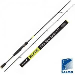 Спиннинг Salmo Elite JIG&TWITCH 22, 2.13м, 5-22гр
