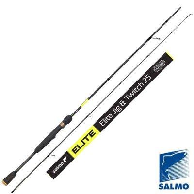 Спиннинг Salmo Elite JIG&TWITCH 25, 2.23м, 6-25гр