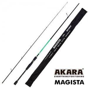 Спиннинг Akara Magista MHMF 2.28м, 10.5-35гр