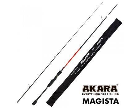 Спиннинг Akara Magista MLMF 2.48м, 2.8-7гр