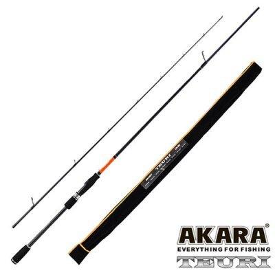 Спиннинг Akara Teuri HS802 2.44м, 21-56гр