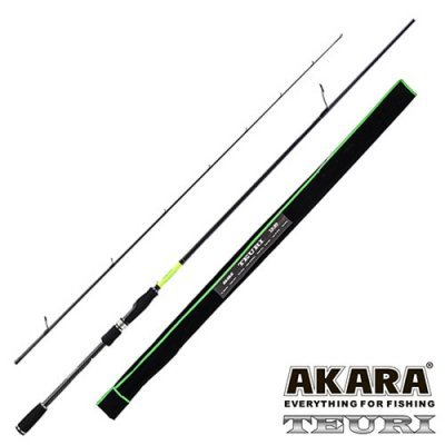 Спиннинг Akara Teuri LS802 2.44м, 3.5-12гр