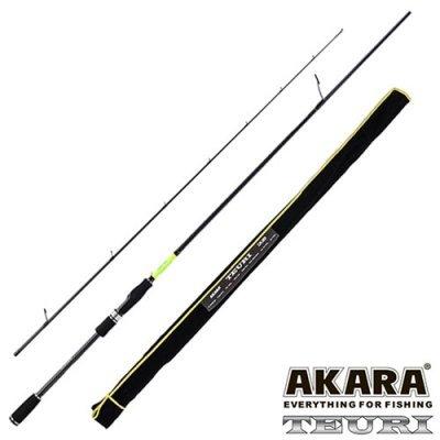Спиннинг Akara Teuri MHS802 2.44м, 14-35гр