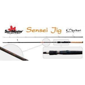 Спиннинг Surf Master Chokai Series Sensei Jig 2.13м, 10-30гр