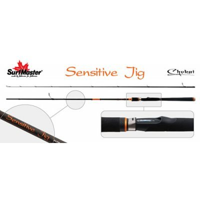 Спиннинг Surf Master Chokai Series Sensitive Jig 2.54м, 7-21гр