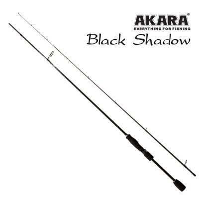 Спиннинг Akara SL1001 Black Shadow TX-30 2.1м, 3.5-10.5гр