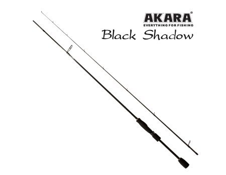 Спиннинг Akara SL1001 Black Shadow TX-30 2.3м, 3.5-10.5гр