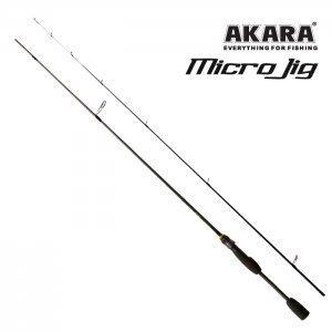 Спиннинг Akara SL1003 Micro Jig TX-30 2.0м, 0.6-8гр