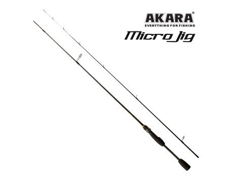 Спиннинг Akara SL1003 Micro Jig TX-30 2.1м, 0.6-8гр
