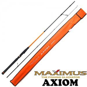 Спиннинг Maximus Axiom 18ML 1.8м, 5-25гр