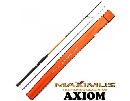 Спиннинг Maximus Axiom 21ML 2.1м, 5-25гр