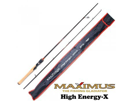 Спиннинг Maximus High Energy-X 21M 2.1м, 10-30гр