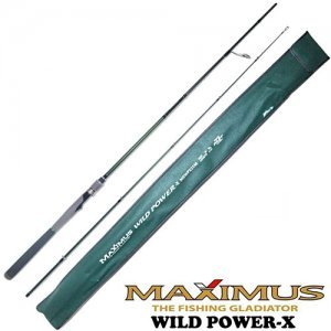 Спиннинг Maximus Wild Power-X 27ML 2.7м, 5-20гр