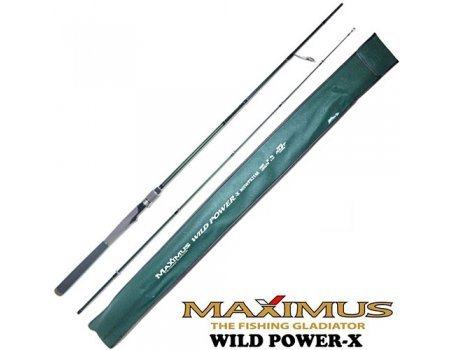 Спиннинг Maximus Wild Power-X 24ML 2.4м, 5-20гр