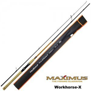 Спиннинг Maximus WorkHorse-X 24ML 2.4м, 5-20гр