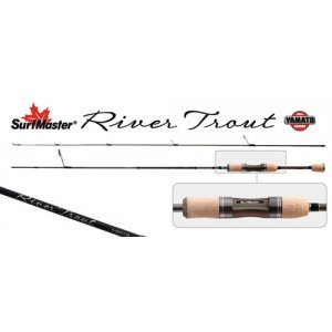 Спиннинг Surf Master River Trout 1.83м, 0.5-5.6гр