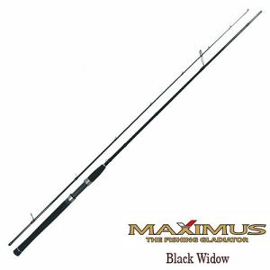 Спиннинг Maximus Black Widow 21UL 2.1м, 1-7гр
