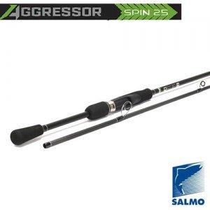 Спиннинг Salmo Aggressor SPIN 25, 2.1м, 5-25гр