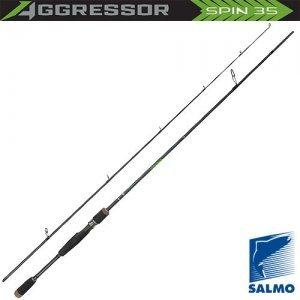 Спиннинг Salmo Aggressor Spin 35, 2.1м, 10-35гр