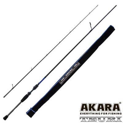 Спиннинг Akara Teuri MLS802 2.44м, 5.5-17.5гр