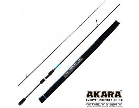 Спиннинг Akara Teuri MS802 2.44м, 8-24.5гр