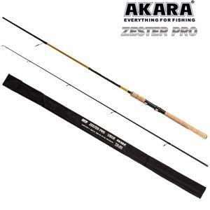 Спиннинг Akara Zester Pro 2.4м, 10-30гр
