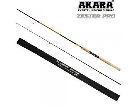 Спиннинг Akara Zester Pro 2.1м, 10-30гр