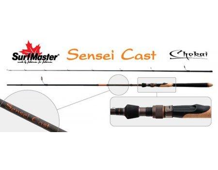 Спиннинг Surf Master Chokai Series Sensei Cast 2.21м, 7-28гр