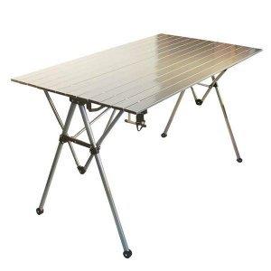 Стол складной Tramp алюминиевый, 119х70х70см