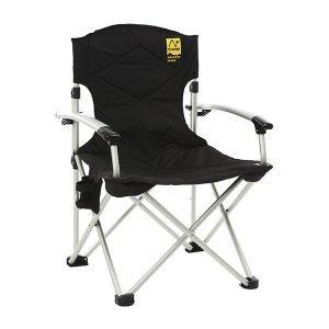 Кресло складное Tramp TRF-004 с жесткими подлокотниками