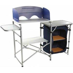 Стол складной с полками для пикника Tramp TRF-021