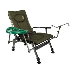 Кресло карповое складное Elektrostatyk F8R ST/P