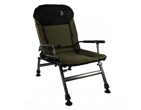 Кресло карповое складное Elektrostatyk FK5