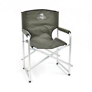 Кресло складное Кедр, алюминий
