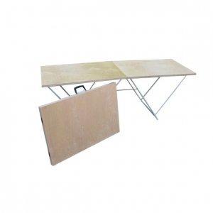 Стол складной Митек, 180х60х65см