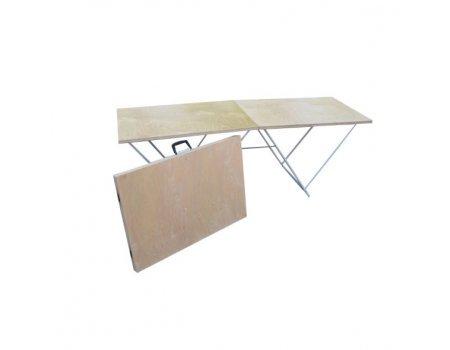 Стол складной Митек усиленный, 180х60х65см