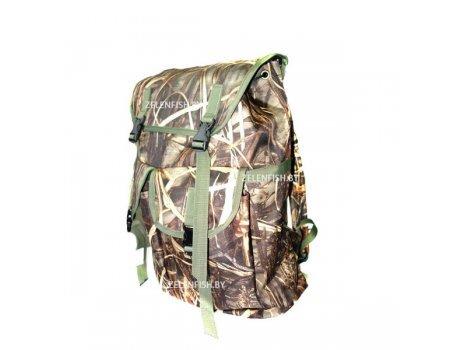 Рюкзак для рыбалки камуфляжный КМФ-40, 40л