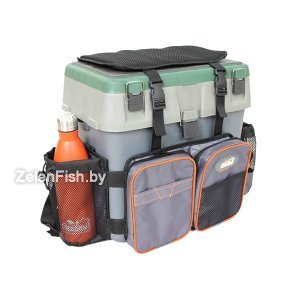 Сумка-рюкзак Следопыт для зимнего ящика, 4 кармана