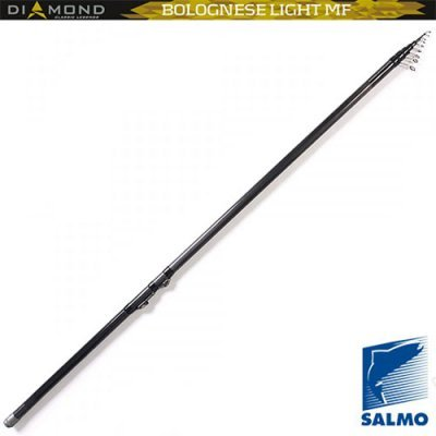 Удилище с кольцами Salmo Diamond Bolognese Light MF 4м, 170гр