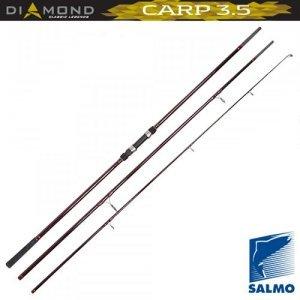 Удилище карповое Salmo Diamond CARP 3.5lb, 3.6м, 395гр